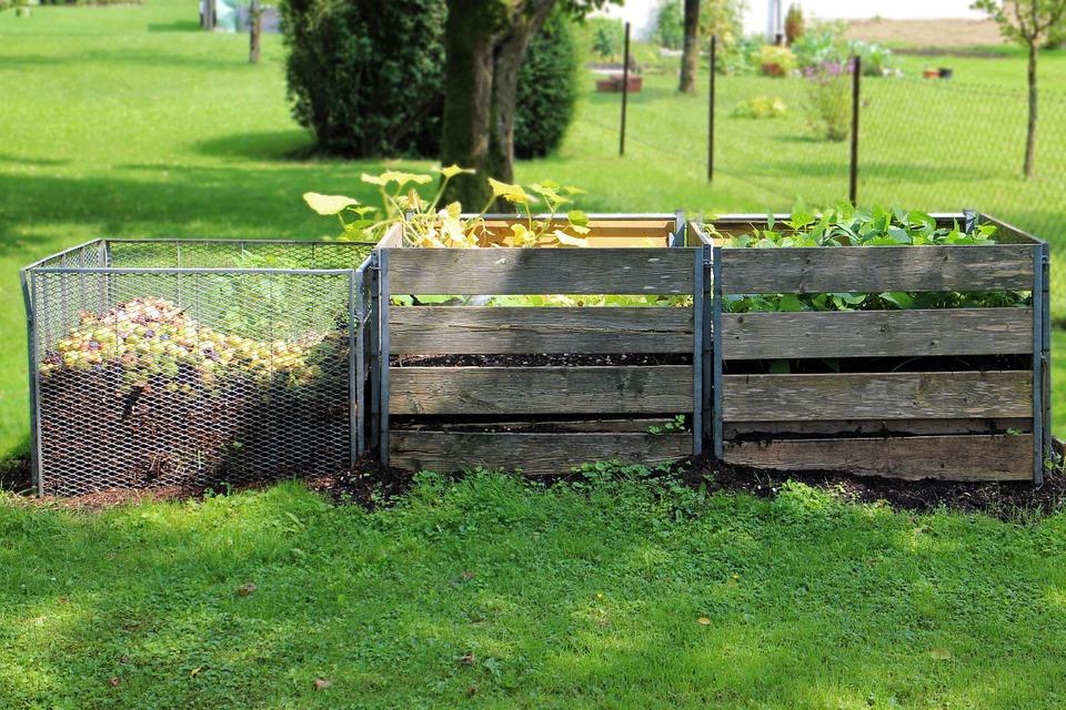Zakládáme kompost