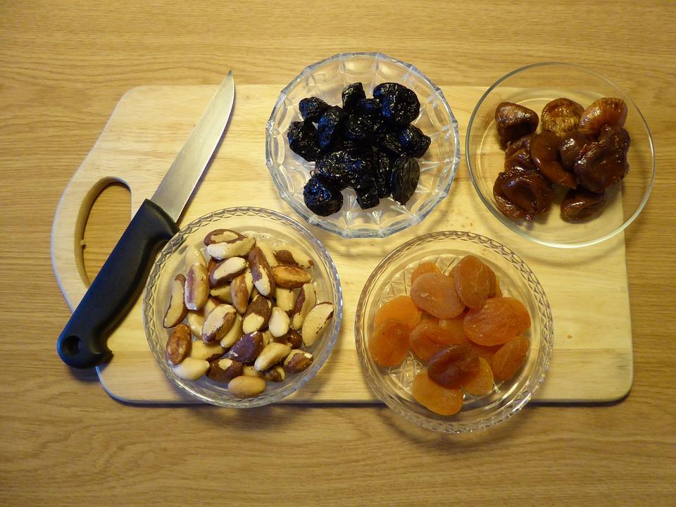 Jak na sušení ovoce ze zahrádky?
