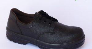 Výběr pracovní obuvi berte zodpovědně