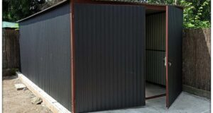 Plechové garáže nabízí řešení pro každého
